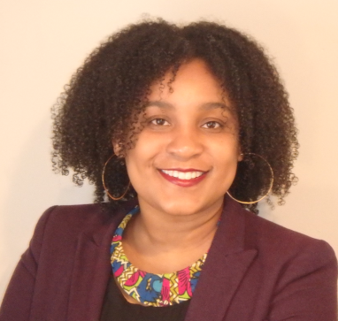 Maria Johnson professional photo April 2021